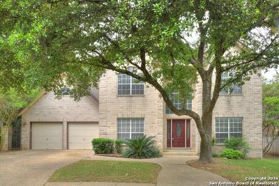 San Antonio Single Family Home For Sale: 17211 Fawn Cloud Ln