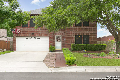 Single Family Home New: 8239 Chestnut Manor Dr