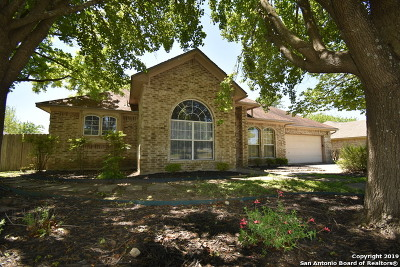 Boerne Single Family Home New: 115 Vista Verde