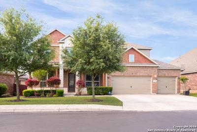 San Antonio Single Family Home New: 12726 Gladiolus Way