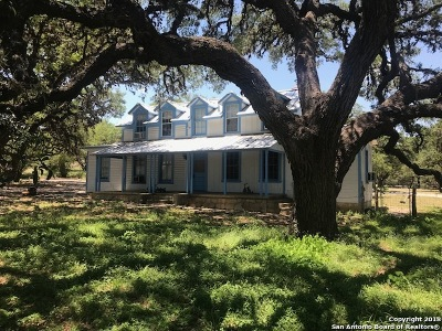 Boerne Single Family Home Active Option: 138 State Highway 46 W