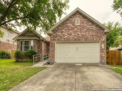 Single Family Home New: 9523 Black Thorn Ln