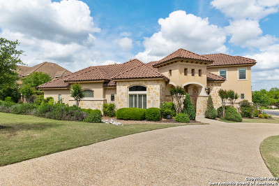 San Antonio Single Family Home For Sale: 2003 Sauvignon