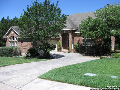 Heights At Stone Oak Single Family Home Price Change: 115 Legend Dale