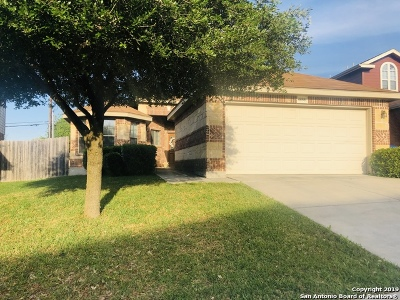 San Antonio Single Family Home New: 6838 Sabine Pass