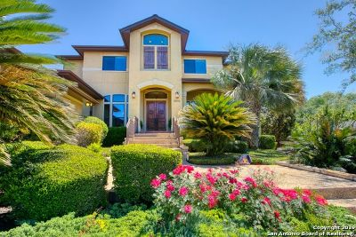 San Antonio Single Family Home New: 18114 Liscum Hill
