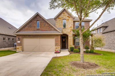 Boerne Single Family Home New: 7930 Mystic Chase