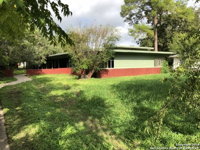 Pleasanton Single Family Home For Sale: 614 Main St