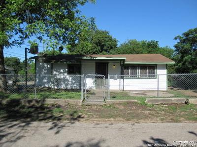 San Antonio Single Family Home New: 911 S Murry St.