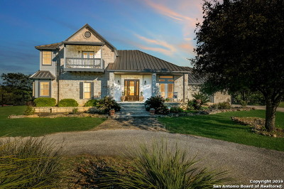 Boerne Single Family Home New: 209 Timber View Dr
