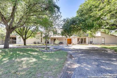 San Antonio Single Family Home New: 9119 Autumn Leaf St