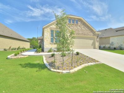 Single Family Home New: 28128 Bass Knoll
