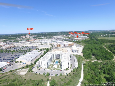 Condo/Townhouse New: 17902 La Cantera Pkwy #211