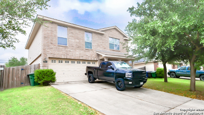 San Antonio Single Family Home New: 6927 Cutting Crk