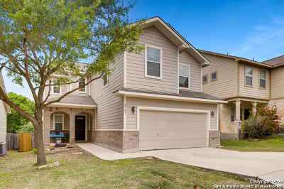 San Antonio Single Family Home New: 6707 Nora Vista Way