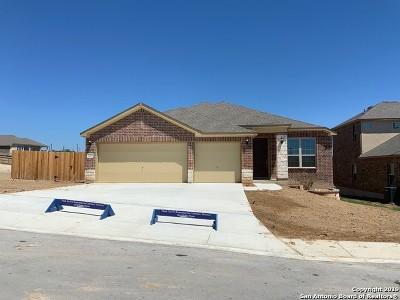 San Antonio Single Family Home New: 12811 Ozona Ranch