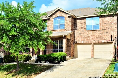Single Family Home New: 22830 San Saba Bluff