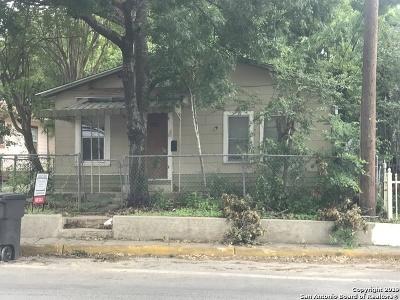 San Antonio Single Family Home New: 112 Dora St