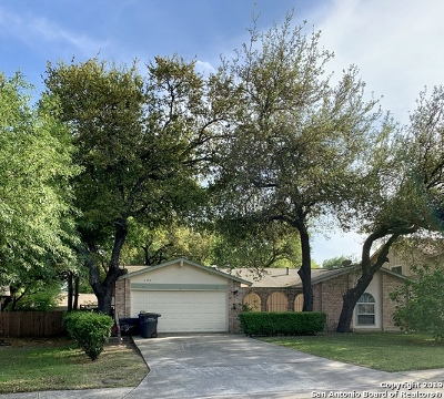San Antonio Single Family Home New: 6350 Sunset Haven St