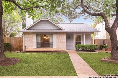San Antonio Single Family Home New: 5914 Woodridge Cove