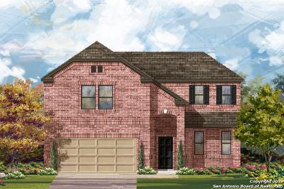 San Antonio Single Family Home New: 11418 Turmoil Curve