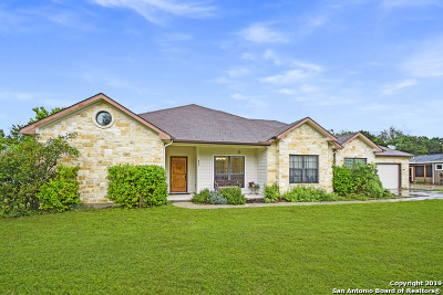 Canyon Lake TX Single Family Home New: $339,500