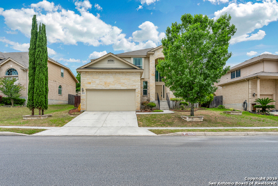 Alamo Ranch Single Family Home New: 6243 Palmetto Way