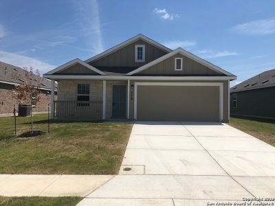 New Braunfels Single Family Home New: 478 Moonvine Way