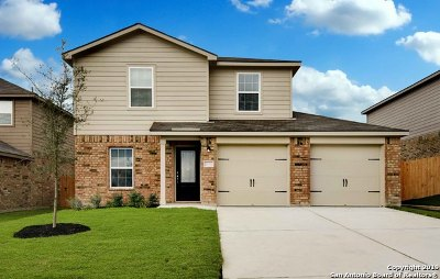 Bexar County Single Family Home New: 11824 Wolf Canyon