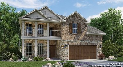 New Braunfels TX Single Family Home New: $364,499