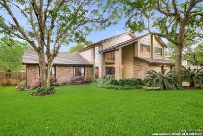 San Antonio Single Family Home New: 510 Santa Helena