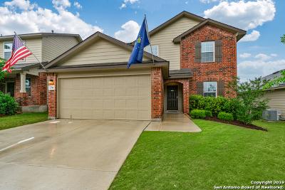 San Antonio Single Family Home New: 270 Elisabeth Run