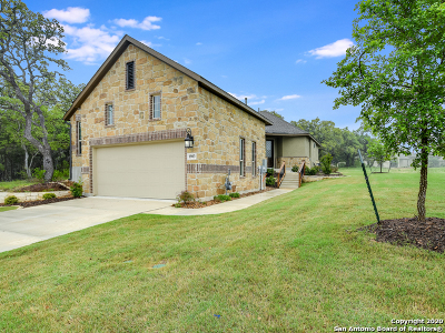 San Antonio TX Single Family Home New: $358,783