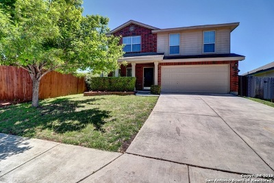San Antonio Single Family Home New: 7410 Draco Leap