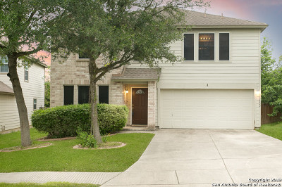 San Antonio Single Family Home New: 12822 Falcons Nest