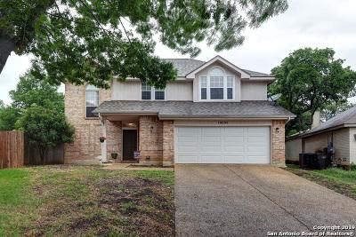 San Antonio Single Family Home New: 14235 Red Maple Wood