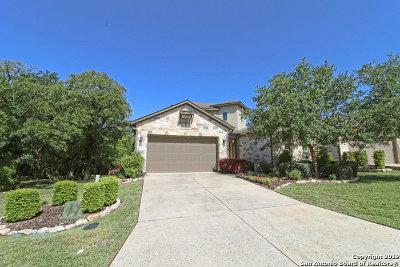 San Antonio Single Family Home New: 22555 Alabado