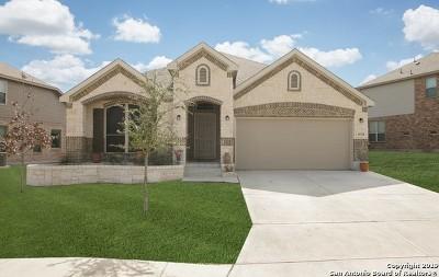 San Antonio Single Family Home New: 15118 Stagehand Dr