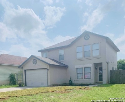 Single Family Home New: 1707 S Ellison Dr