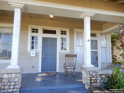 Government Hill Single Family Home New: 1715 Interstate 35