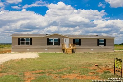 Atascosa County Single Family Home For Sale: 91 Wolfberry