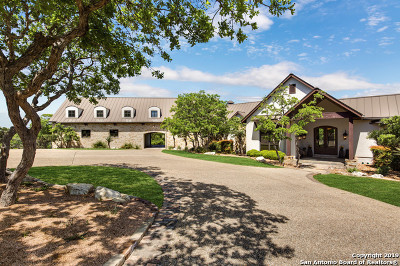 Boerne Single Family Home For Sale: 52 Thunder Ridge