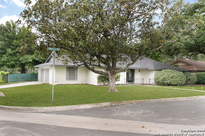 Windcrest Single Family Home Price Change: 722 Candleglo