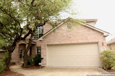 Helotes Single Family Home Active Option: 9310 Nells Farm