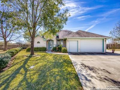 Seguin Single Family Home For Sale: 706 River Oak Dr