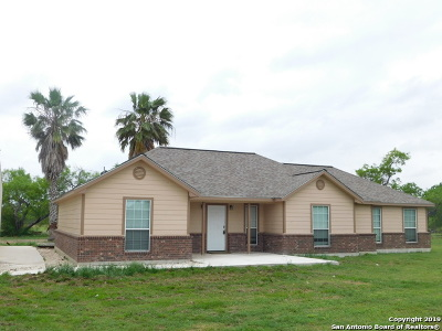Atascosa County Single Family Home For Sale: 8123 Coughran Rd