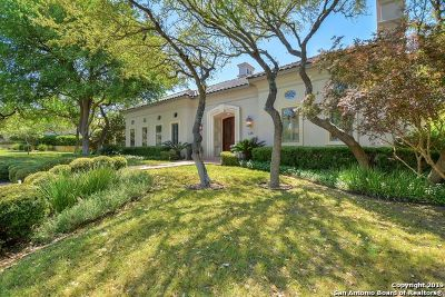 San Antonio Single Family Home Back on Market: 136 Turnberry Way