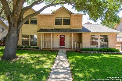 San Antonio Single Family Home Back on Market: 5914 Woodridge Hill