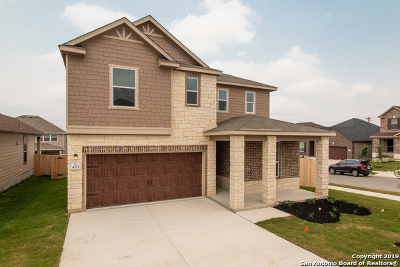 Cibolo Single Family Home Active Option: 453 Landmark Stone