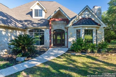 Boerne Single Family Home For Sale: 1147 Waterstone Pkwy